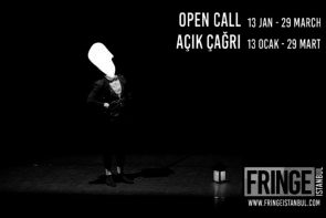 Istanbul Fringe Festival 2020. Open call (Turchia)