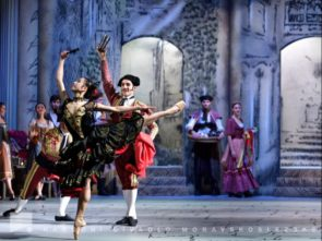 National Moravian-Silesian Theatre: audizione per ballerine e ballerini solisti, per il corpo di ballo e per apprendisti per la stagione 2020/2021 (Repubblica Ceca)