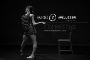 Audizione Nunzio Impellizzeri Dance Company per ballerine per la nuova produzione SEIRĒNES (Svizzera)
