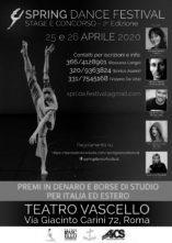 Spring Dance Festival 2020