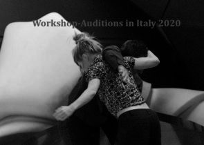 Tanz Company Gervasi. Workshop audizione in Italia