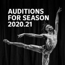 TanzCompany Innsbruck. Audizione per ballerine e ballerini solisti per la stagione 2020-2021 (Austria)