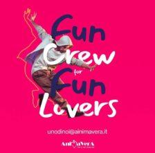 Anima Vera S.r.l. cerca coreografi, ballerini e cantanti per équipe di animazione.