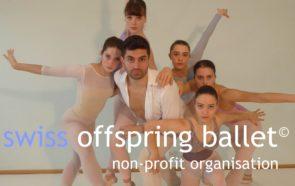 Audizione Swiss Offspring Ballet per la stagione 2020/2021 (Svizzera)