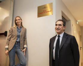Al Teatro dell'Opera inaugurata la sala Elisabetta Terabust