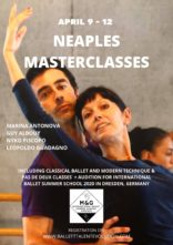 Masterclasses con Marina Antonova e Guy Albouy a Napoli