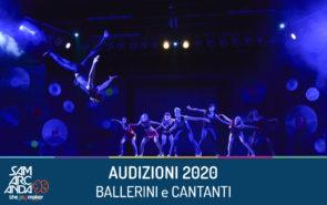 Samarcanda cerca ballerini e ballerine per villaggi turistici. Audizioni aperte a Milano e Roma