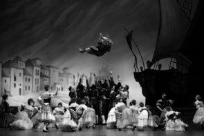 Il Corpo di ballo del Teatro San Carlo di Napoli torna in scena con Don Chisciotte