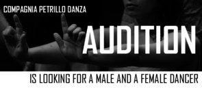 Audizione Compagnia Petrillo Danza per danzatori e danzatrici per nuova creazione