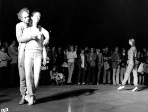 L'idea del corpo. Merce Cunnigham, Steve Paxton, Julian Beck, Meredith Monk e Simone Forti dall'Archivio della Biennale '60/'76