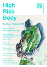 Audizione Marcel Leemann Physical Dance Theater per High Risk Body (Svizzera)