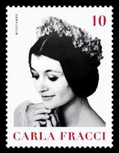 Un tributo a Carla Fracci inaugura Live Show Collection di Bitstamps
