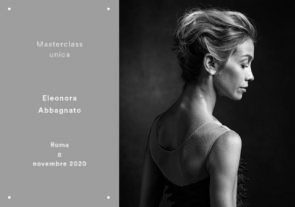 A lezione di danza con Gerardo Porcelluzzi e Cristina Saso. Masterclass unica con Eleonora Abbagnato