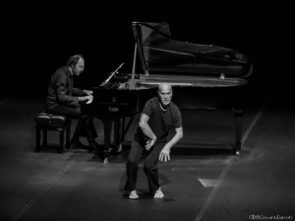 Virgilio Sieni e Andrea Rebaudengo in Solo Goldberg Variation al Teatro Argentina per il Romaeuropa festival