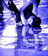 Audizione EkoDanza per performers per OLTREPASSO