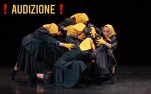 Audizione Kseij Dance Company per danzatrici over 16 anni