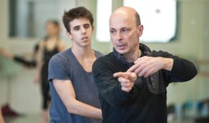 Davide Bombana nuovo direttore del Corpo di Ballo del Teatro Massimo di Palermo