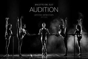 Audizione Balletto del Sud per ballerine e ballerini
