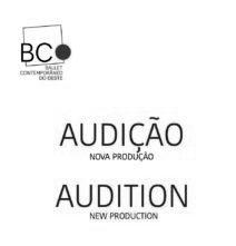 Audizione BCO - Ballet Contemporâneo do Oeste per ballerini e ballerine (Portogallo)