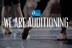 Israel Ballet. Audizione online per danzatori e danzatrici