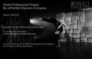 imPerfect Dancers Company. EPP Professional Program.