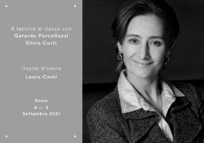 A lezione con Laura Comi, Silvia Curti e Gerardo Porcelluzzi. Stage di danza classica e repertorio il 4 e 5 settembre a Roma.