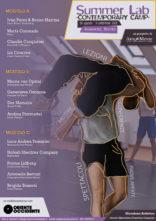 Summer Lab a Rovereto a cura del Centro di Alta Formazione per la Danza ArteMente | Milano con la collaborazione di Oriente Occidente