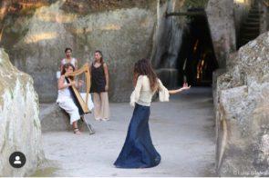 Antichi Scenari. La danza campana nei siti archeologici e negli scenari naturali dei Campi Flegrei