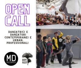 Scie Festival: workshop- audizione gratuito con MichaelDouglas Kollektiv a Bologna per lo spettacolo Street vs Stage
