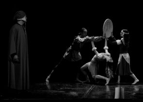 L'Astra Roma Ballet in tour in Sicilia con due spettacoli: Dante, sommo Poeta e La Gazza Ladra