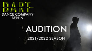 Audizione DART Dance Company per danzatori per la stagione 2021/2022 (Germania)