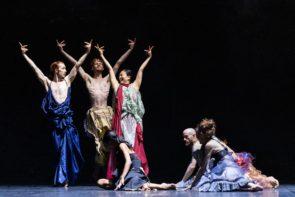 Emanuel Gat Dance in LoveTrain 2020 sulle note dei Tears for Fears al Romaeuropa Festival