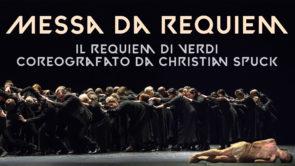Messa da Requiem. Il Requiem di Verdi di Christian Spuck con balletto, coro e orchestra dell'Opernhaus di Zurigo su Nexo+