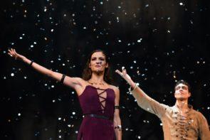 Susanna Salvi nominata Étoile e Michele Satriano Primo Ballerino del Teatro dell'Opera di Roma della Direttrice del Corpo di Ballo Eleonora Abbagnato al termine di Notre-Dame de Paris