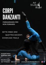 Corpi Danzanti. All'Art Studio Ballet di Lecce, un percorso di formazione per danzatori professionisti e non over 18 anni